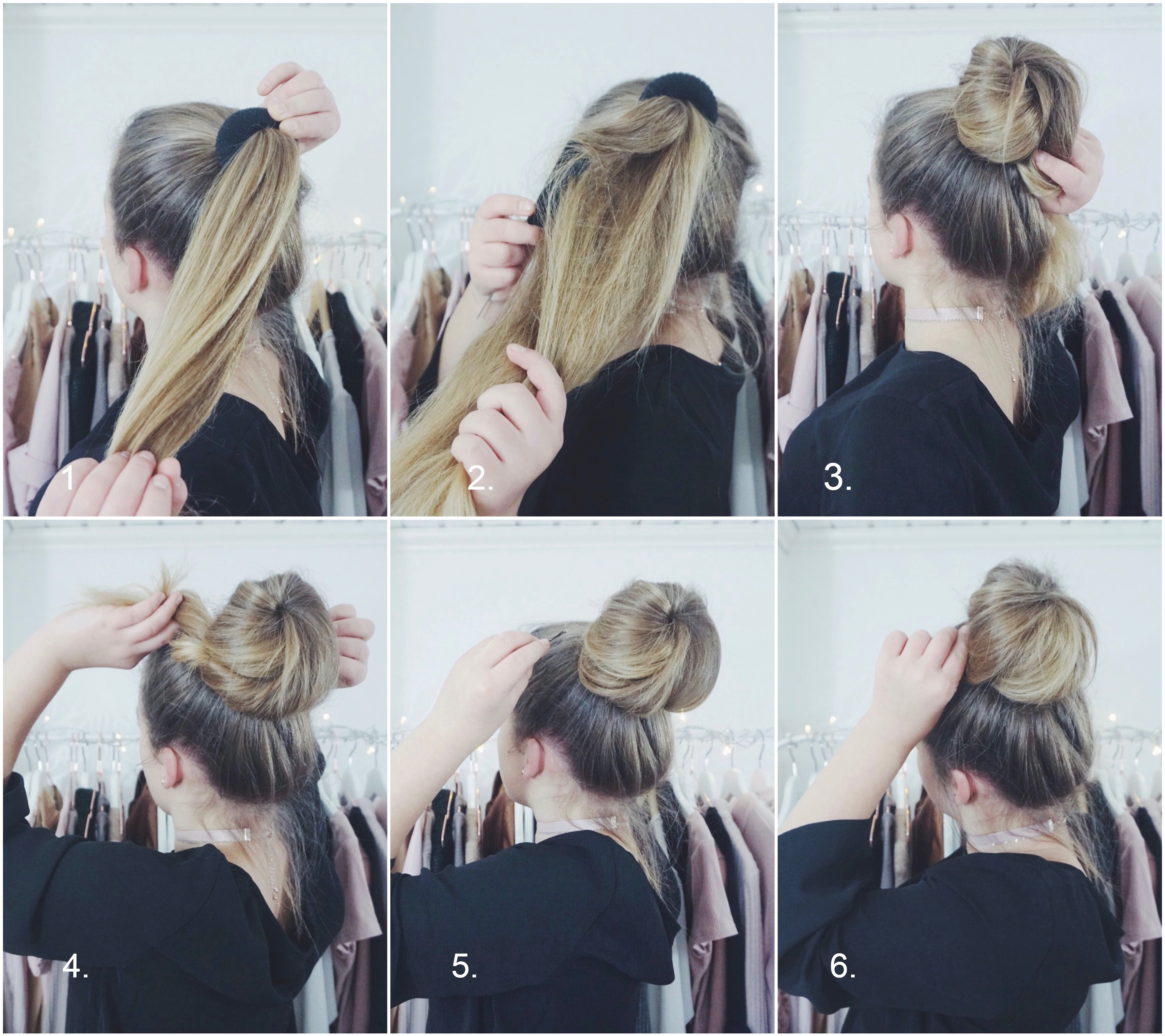 Messy Hairstyle Tutorial Hairstyles